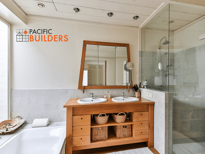 Reasons To Remodel Your Bathroom Pacific Builders - Bathroom remodel sacramento
