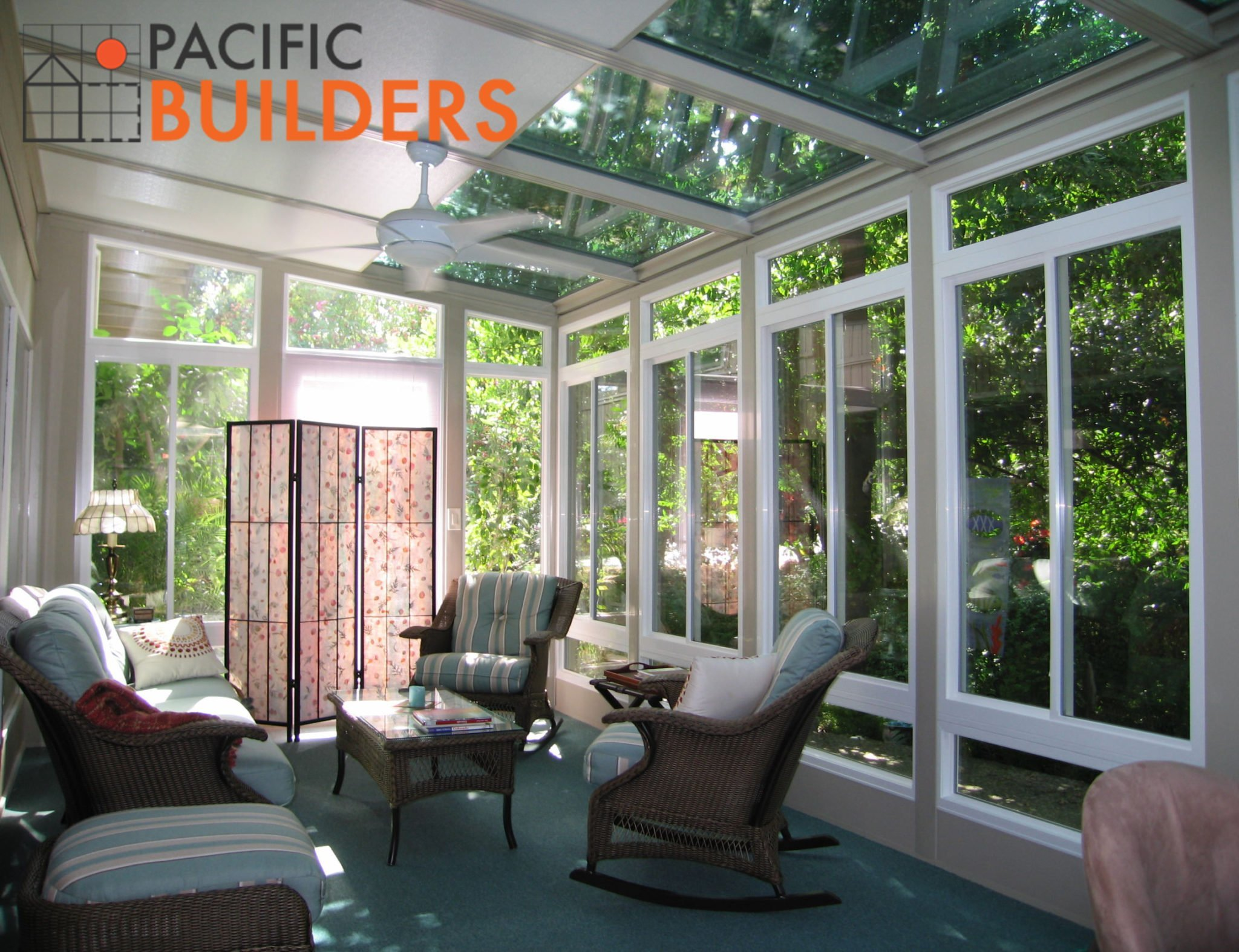 Sunroom Design Ideas - Pacific Builders