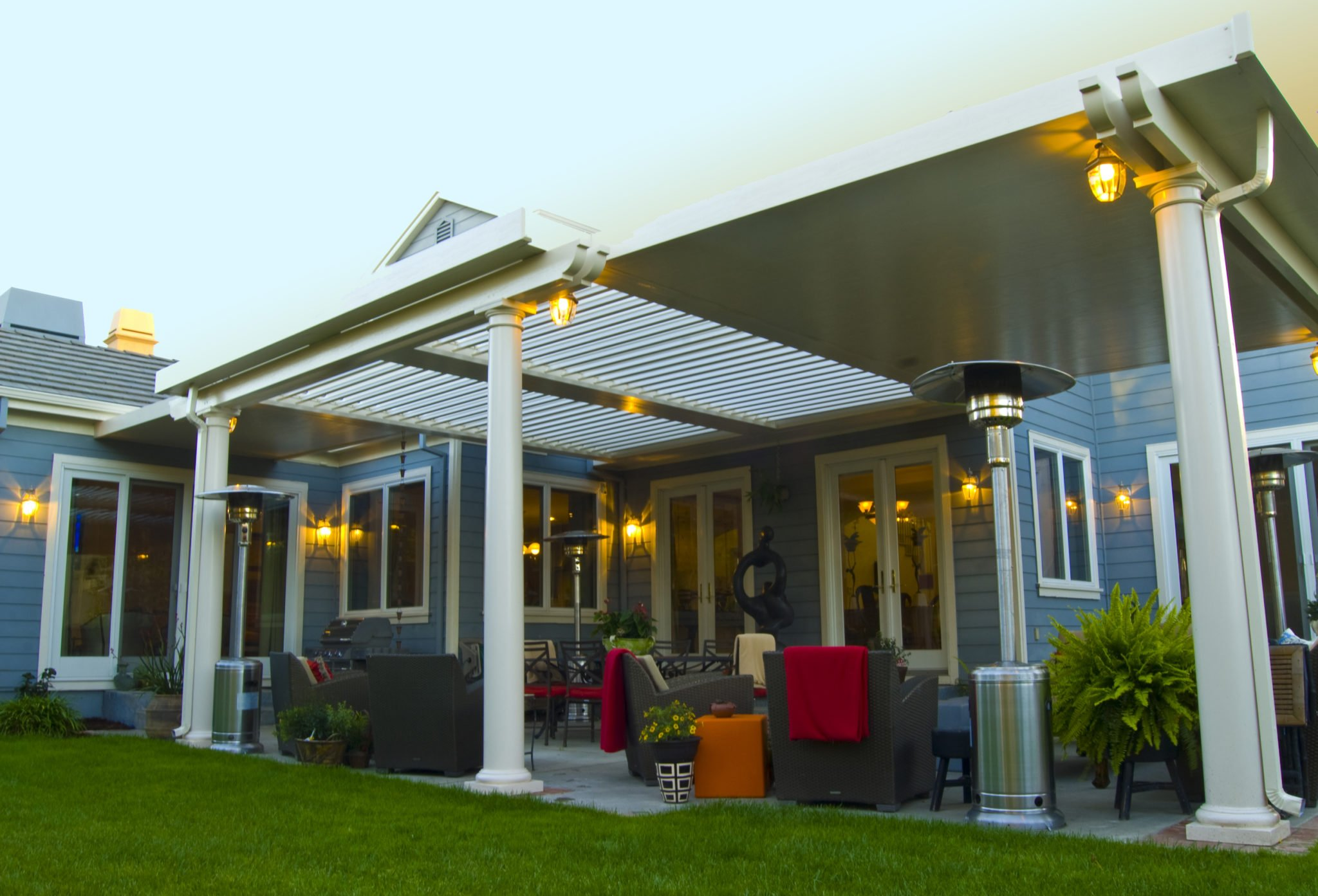 Make A Statement With Your New Patio Cover Pacific Builders