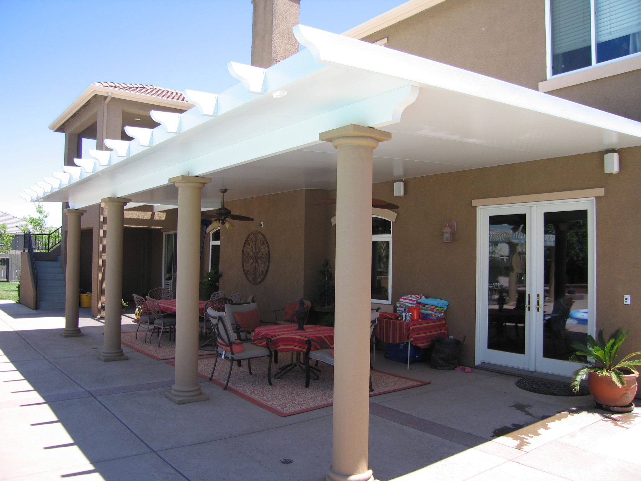 Insulated Vs Non Insulated Patio Covers Pacific Builders